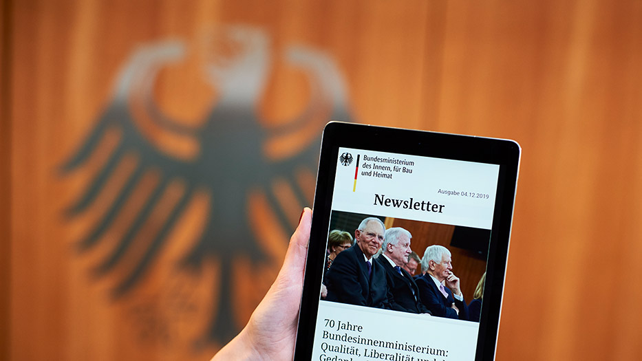 Newsletter   Bmi Newsletter Bestellen Bzw Abbestellen