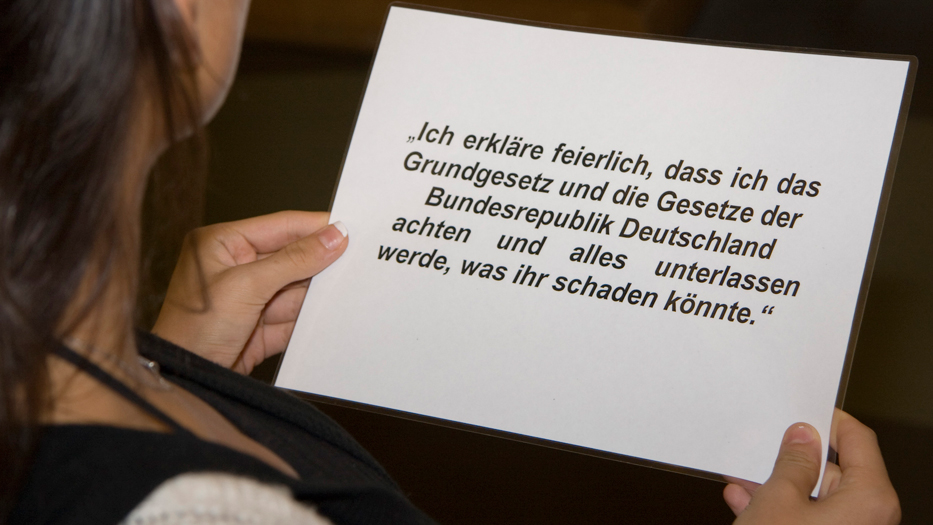 Deutsche staatsbürgerschaft test