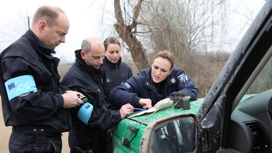 Slikovni rezultat za FRONTEX
