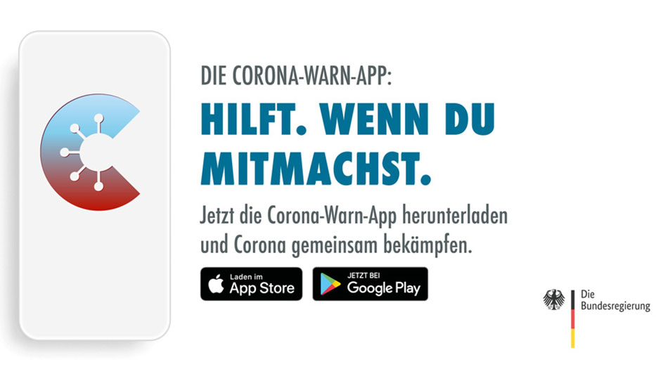 BMI - Alle Meldungen - Bundesinnenminister: Corona-Warn-App erfüllt höchste  Ansprüche an Sicherheit und Datenschutz