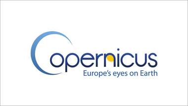 Logo Copernicus - The European Earth Observation Programme