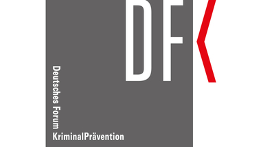 Logo: Deutsches Forum Kriminalprävention