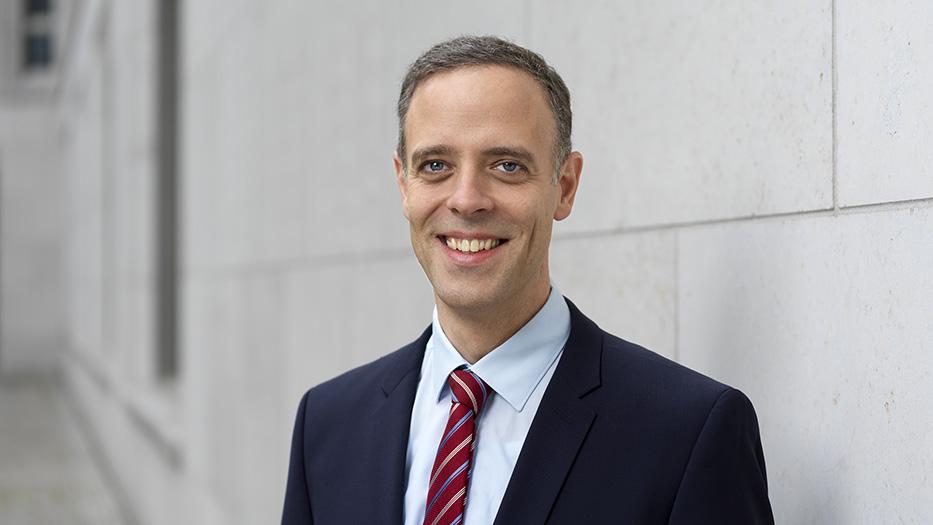 Portraitfoto von Dr. Markus Richter