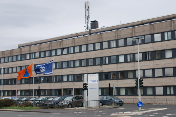 Building of the Federal Technical Relief Agency
